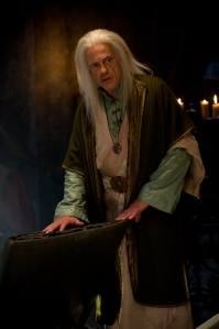 Christopher Lloyd as Tesselink. Photo by Carol Segal and copyright of The Sci Fi Channel