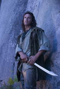 David James Elliott as John Serragoth in Knights of Bloodsteel. Photo by Carol Segal and copyright The Sci Fi Channel