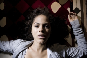After a tragic accident, Annie (Lenora Crichlow) continues to live - as a ghost - in the house she died in. Photo copyright of Touchpaper TV and the BBC