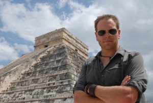 It's man vs. beast for Josh Gates and his crew this week on Destination Truth. Photo copyright of The Syfy Channel